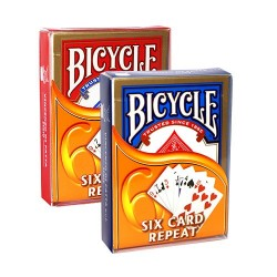 Six Card Reapeat Bicycle