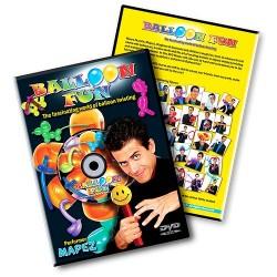 Balloon Fun DVD