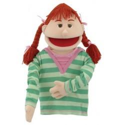 Hånddukke Debbie
