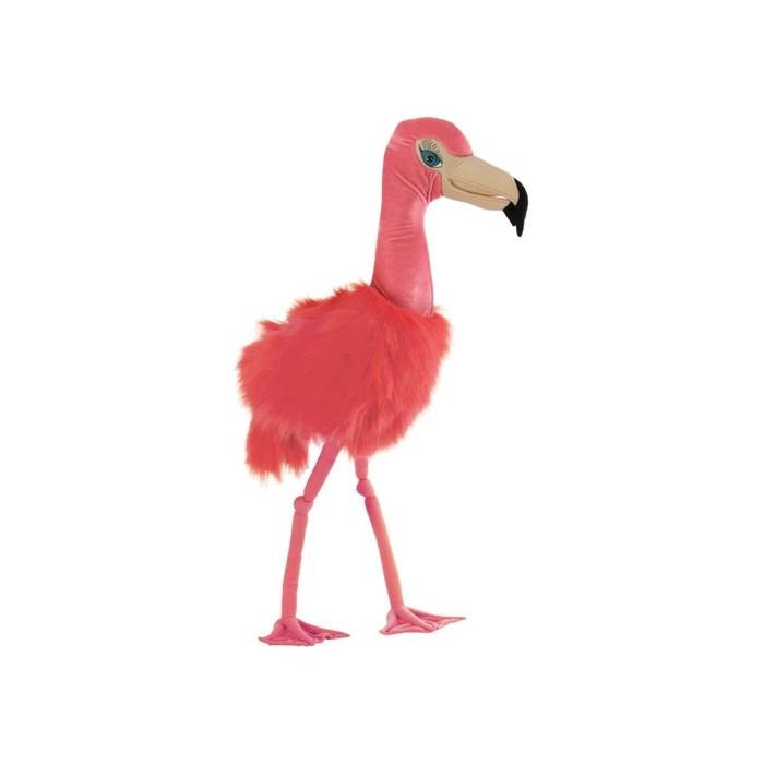 Bugtalerdukke Flamingo
