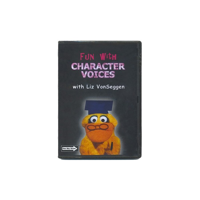 Fun with Character Voices, DVD