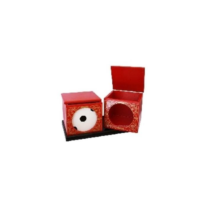Split Die Box - Red