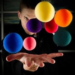 Sponge Balls - 5 cm
