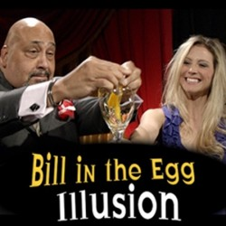 Bill in the Egg Illusion DVD