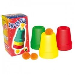 Cups and Balls plastic