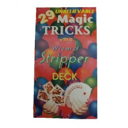 29 Magic Tricks with a Stripper Deck (VHS)