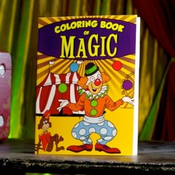 The Magic Coloring Book - Clown version