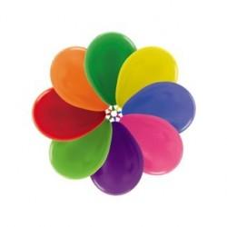 """Round Latex balloons 12"""" - Sempertex"""