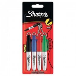 Sharpie Mini 4 stk.
