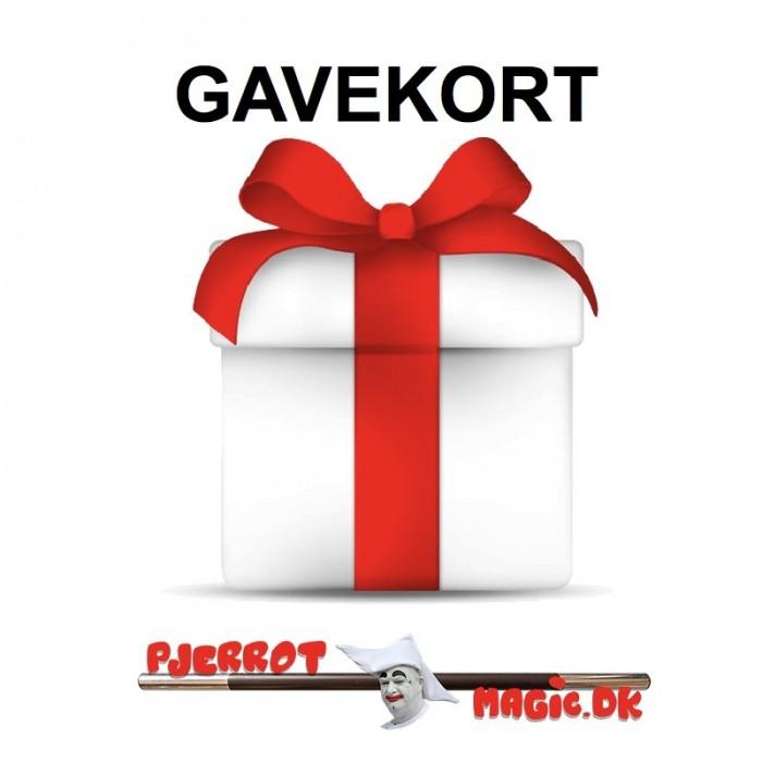 Gavekort 300,00