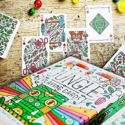 Jungle - kort