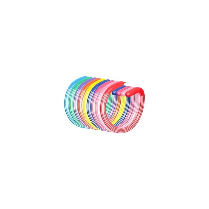 Modelling balloons 260 - stripes