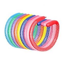 Modelling balloons 260 - polka dots