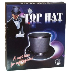 Sammenklappelig Sort Hat