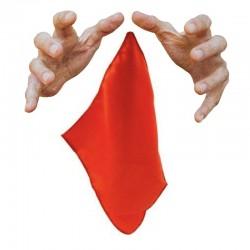 Det svævende og dansende tørklæde