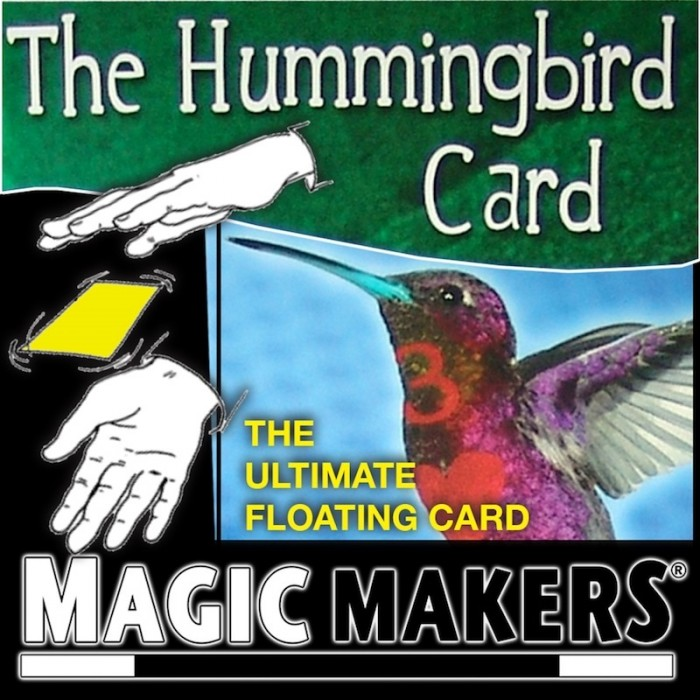 The Hummingbird Card