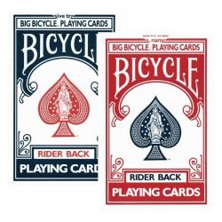 Bicycle kæmpekort