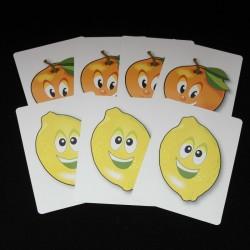 De flyvende citroner