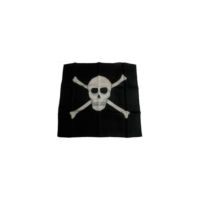 Skull and Crossbones tørklæde