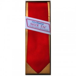 Cut and Restored Neck Tie