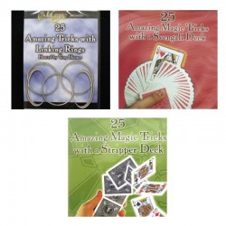 25 Amazing Magic Tricks DVD