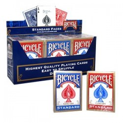 Bicycle kort - Poker Deck Standard
