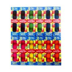 Sponge Balls - Gosh - 50 mm