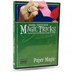 Magic Tricks You Can Master: Paper Magic
