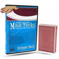 Magic Tricks You Can Master: Stripper Deck