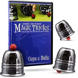 Magic Tricks You Can Master: Cups & Balls