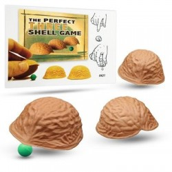 The Perfect Three Shell Game