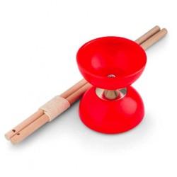 Diabolo - rød