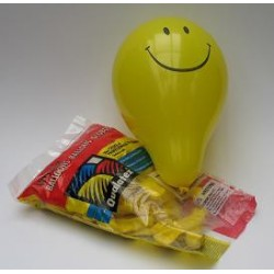 Balloner Qualatex Smiley