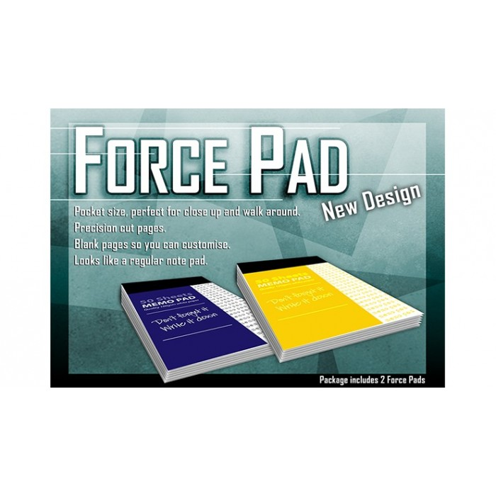 Force Pads