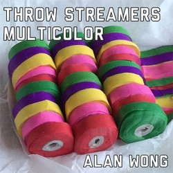 Throw Streamers Multi