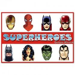Superheroes by Quique Marduk