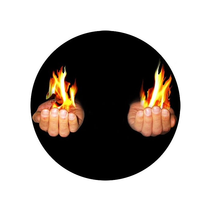 Fire From Hands