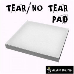 No Tear Pad - Tear / No Tear