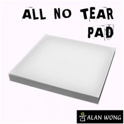 No Tear Pad - All No Tear