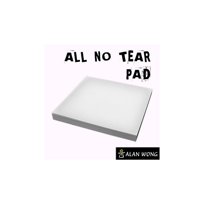 No Tear Pad - All No Tear