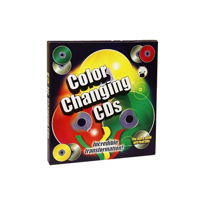 Color Changing Cd`S