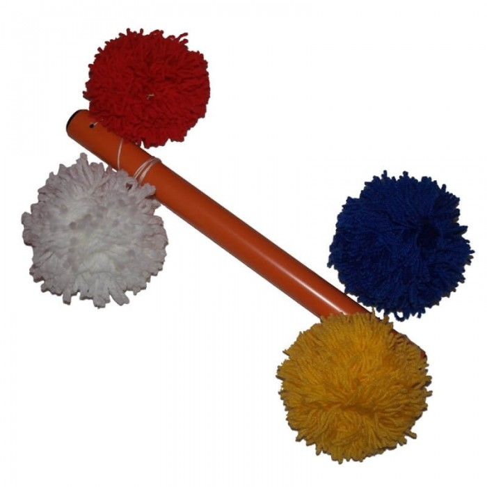 Pom Pom Prayer Stick
