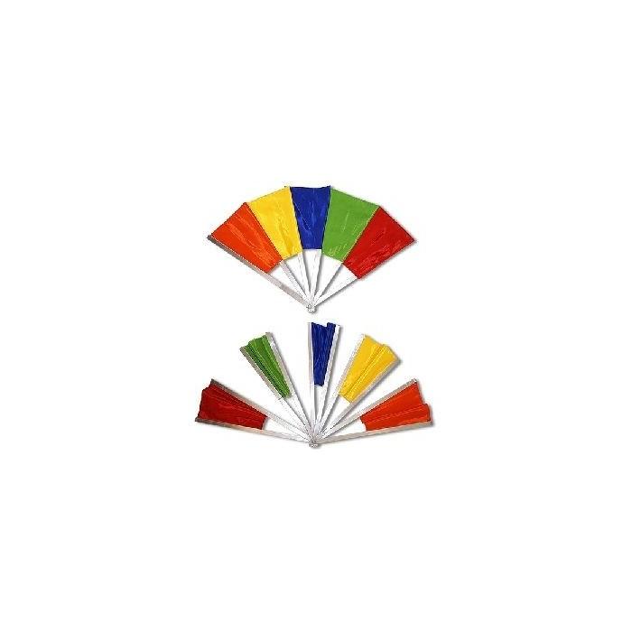 Break-Away Fan - Rainbow