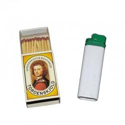 Lighter Til Tændstikæske