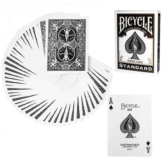 Bicycle Poker Deck - Black