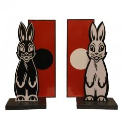 Hoppende kaniner