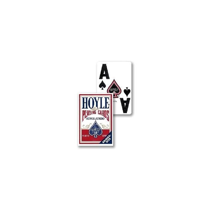 Hoyle - Super Jumbo - Red
