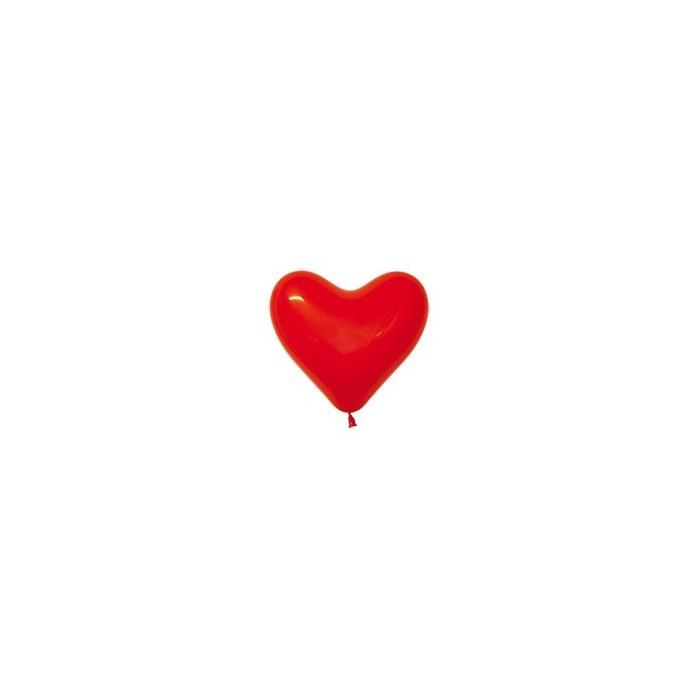 """Sempertex - hjerteballoner 6"""" (15 cm)"""