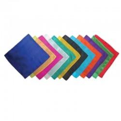 Silketørklæder 60 x 60 cm