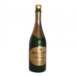 Vanishing Champagne Bottle